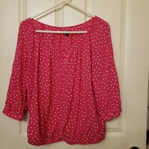 GAP Mid Sleeve Blouse